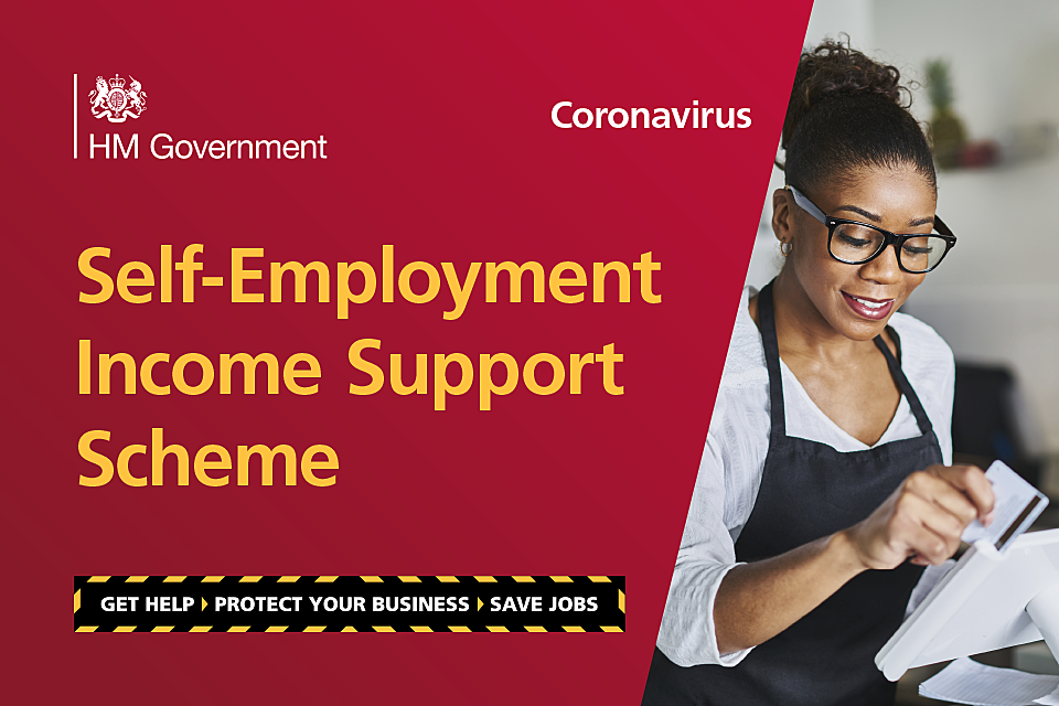 Self-Employment Income Support Scheme is now open